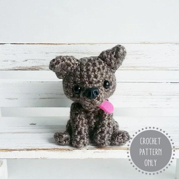 Pdf Crochet Amigurumi Pattern Dante Coco Pixar Disney