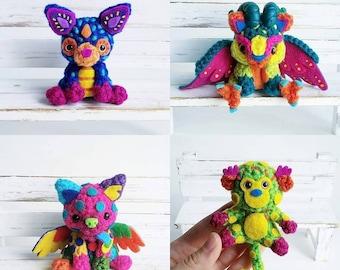 Handmade Crochet Amigurumi