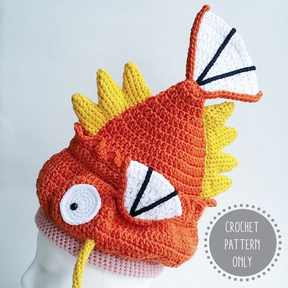 17 Pokemon Crochet Patterns You'll Adore | FaveCrafts.com | 570x570