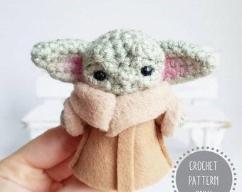 PDF / Crochet Amigurumi Pattern