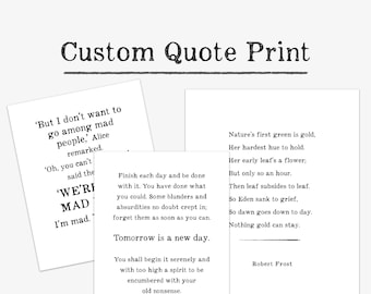 Personalized Gift, Custom poem print, Christmas gift for mom, gifts for her, for him