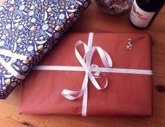 Gift Wrapping for Cutting Board