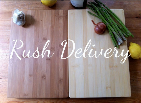Rush Processing / Delivery