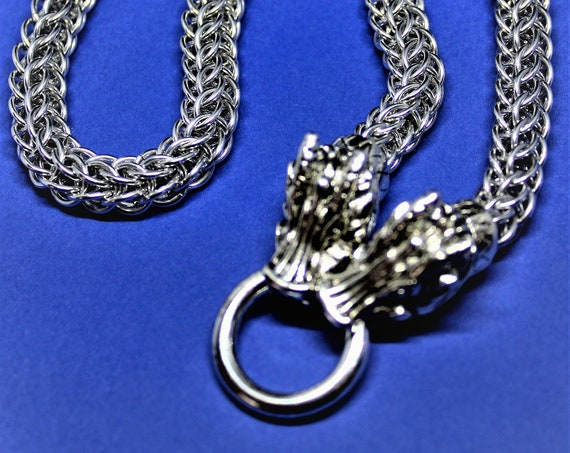 Dragon Head Necklace