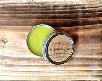 All Purpose Herbal Healing Salve 1oz Tin
