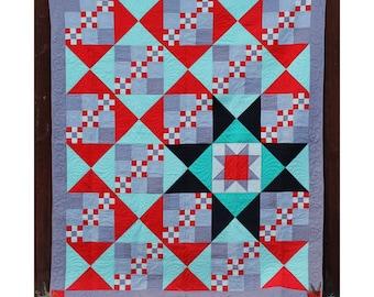 Handpicked Digital Quilt pattern