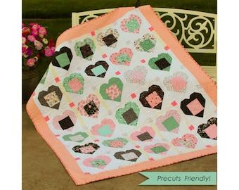 Lovely Digital Quilt Pattern