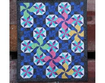 Glisten Quilt Pattern