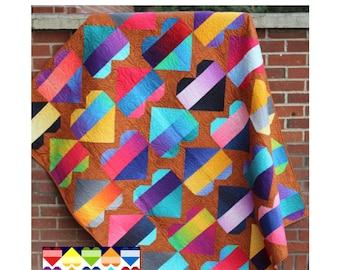 Love Notes Digital quilt pattern