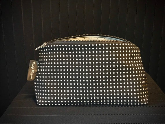 Polka Dot Toiletries Bag