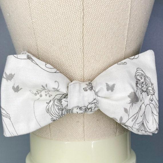 Disney Princesses Bow Tie