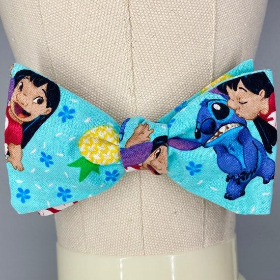 Lilo & Stitch Bow Tie