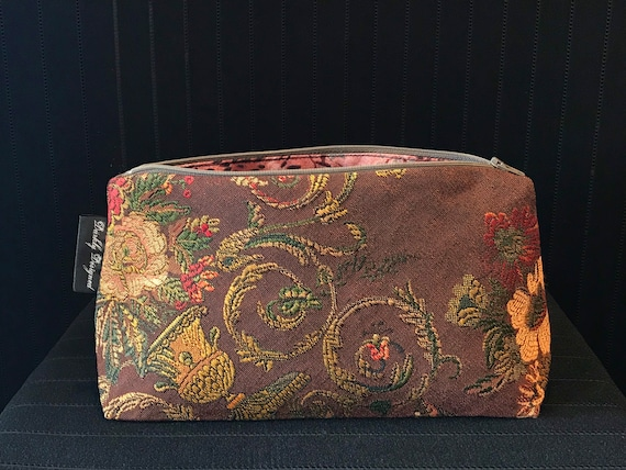 Tapestry Toiletries Bag