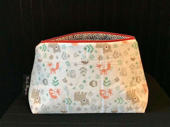 Forest Friends Toiletries Bag
