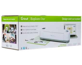 Cricut Explore One Electronic Cutting Machine