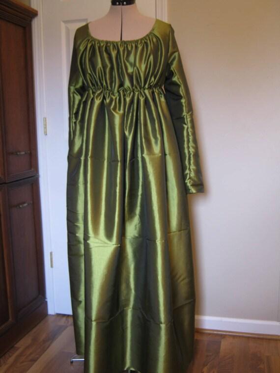 Regency Gown size 16-18 SALE | Etsy