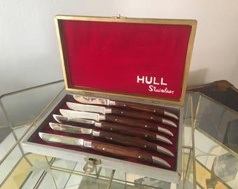 Vintage Hull Knives
