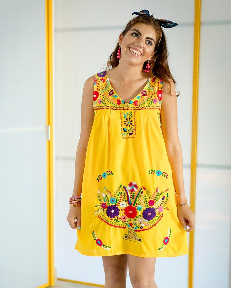 Vestidos Bordados Mexicanos Para Fiestas Brain Hive