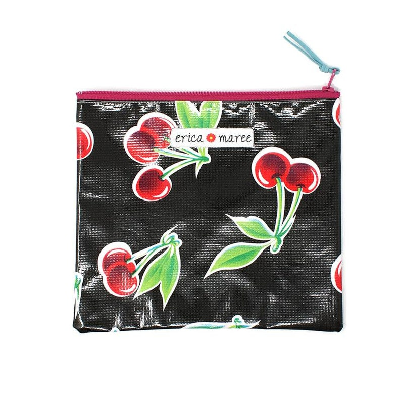 Oilcloth Pouch Wallet Small Hot N Spicy Collection