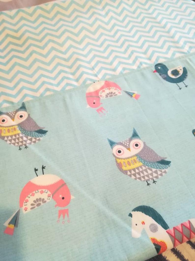 Baby girl blanket  Baby blanket  Flannel Blanket  Summer image 0