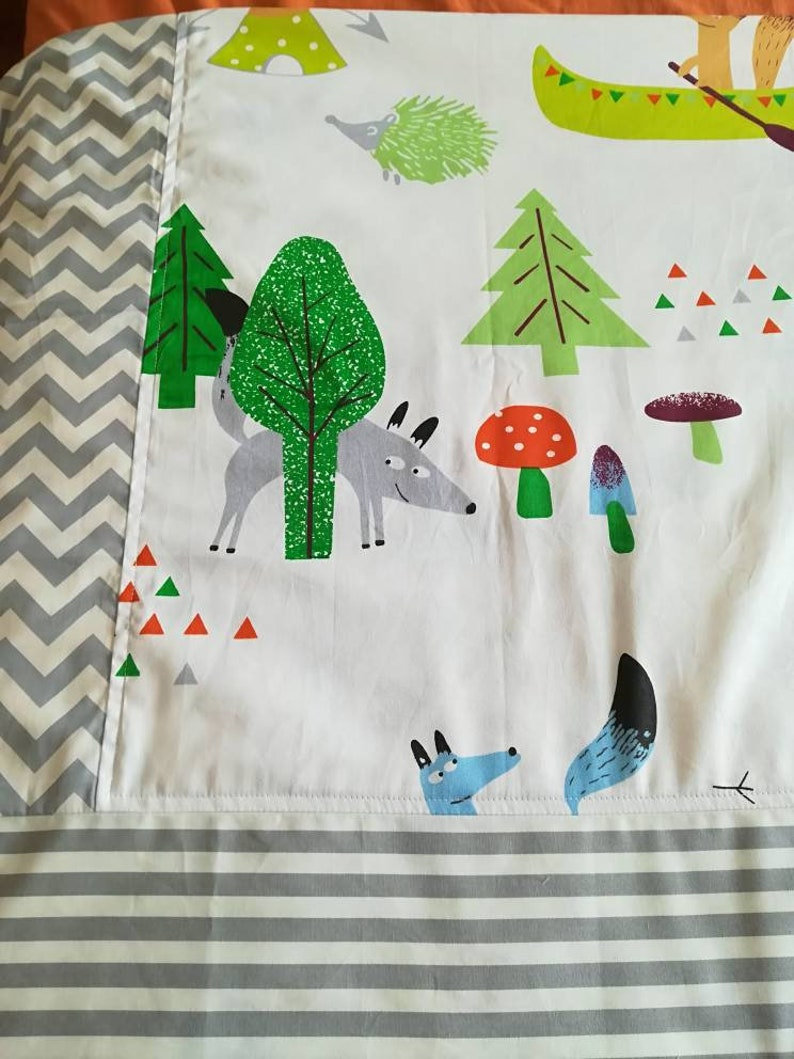 Kids blanket  Flannel Blanket  Boys blanket  bed spread  image 0