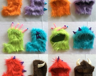 Monsters inc costume | Etsy