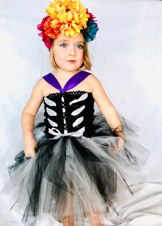 mask SNOW OWL Costume Toddler Girl Halloween Costume tutu halter dress shawl  kids costume