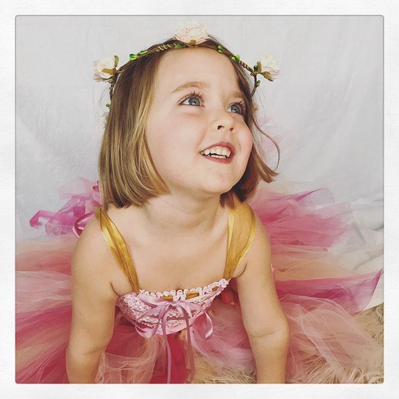 Fairy Princess Dress Girls Halloween Costume Tutu Dress Kids | Etsy