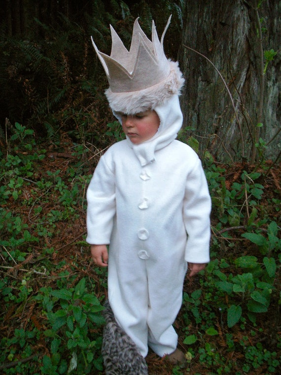 sc 1 st  Etsy & Max Where the Wild Things are Halloween Costume Wild Things