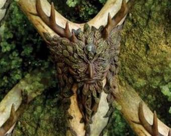 "Cernunnos - ""Spirit of the Forest"" Fridge Magnet"