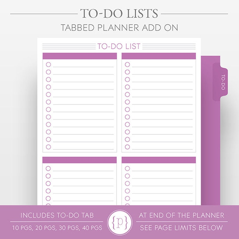 To-Do List Pages image 0