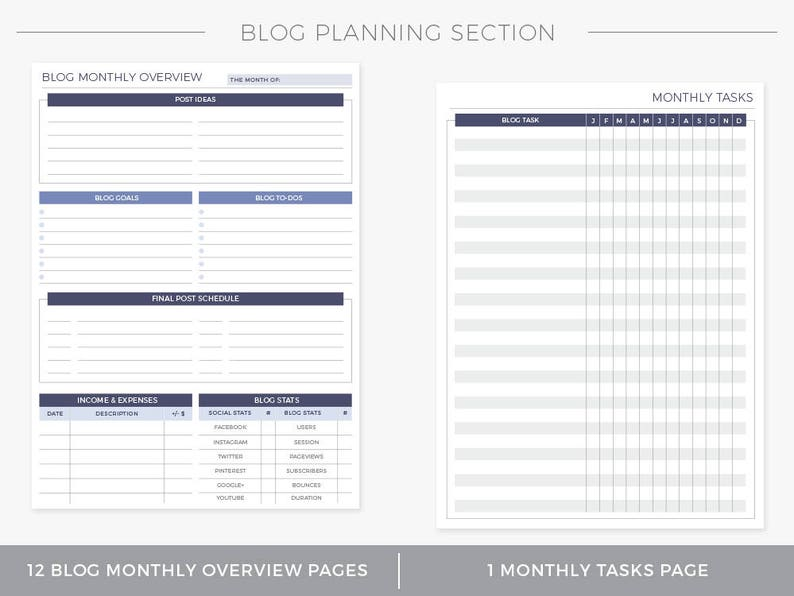 Blog Planning Section image 0