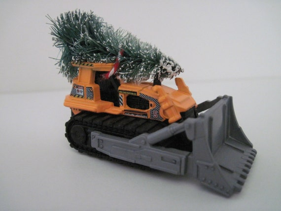 Amazon personalized christmas ornaments child back hoe home