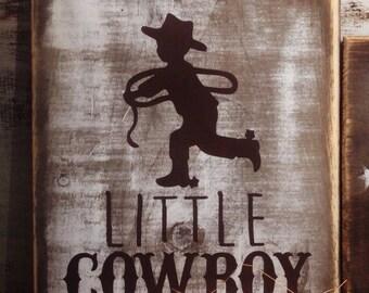 cowboy decor etsy