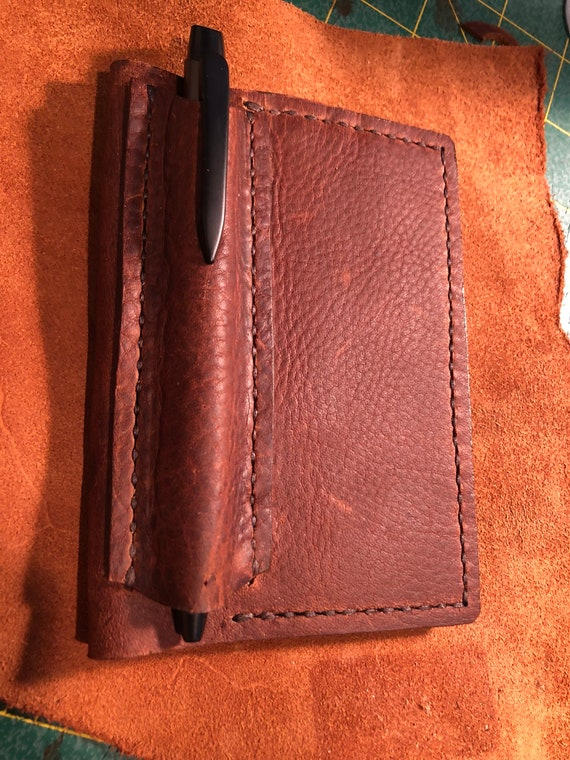 Custom order for Lee - Two Small journals with pen sleeve