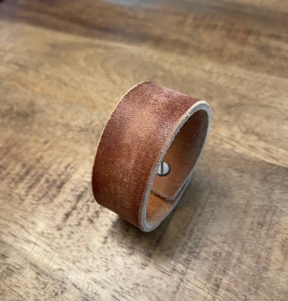 Brown Leather Bracelet, Brown Leather Cuff, Handmade Leather Bracelet, Leather Bracelets for Women, Leather Cuff, Leather Cuff Bracelet