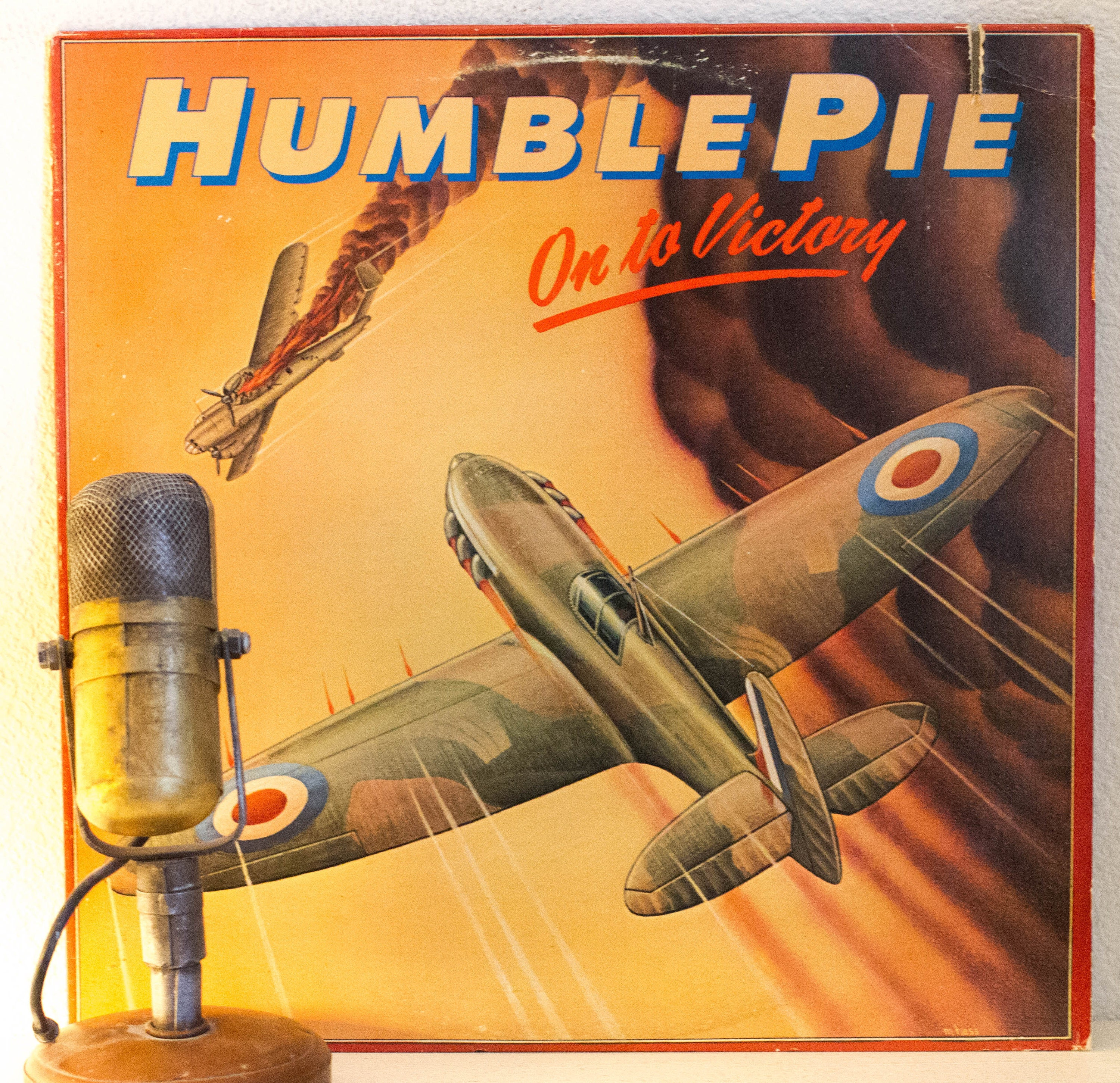 Humble Pie With Steve Marriott Vinyl Record Lp 1980s British Etsy The Life And Times Of Dvd Zoom