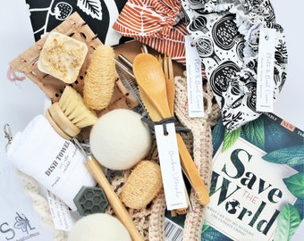 Zero Waste Mystery Box, Eco Friendly Products, Sustainable gifts, Surprise box, Environmentally friendly gifts