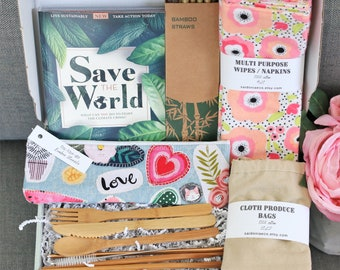 Zero Waste Mystery Box • Eco Friendly Gifts for teens, Sustainable gifts, Birthday gift, Zero Waste, Sustainable Living