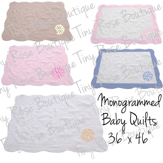 monogramm blanc w rose b b garnissage couette couverture. Black Bedroom Furniture Sets. Home Design Ideas