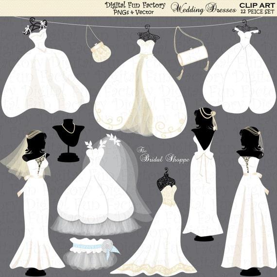 Wedding Clip Art Clipart Wedding Dress Wedding Clip