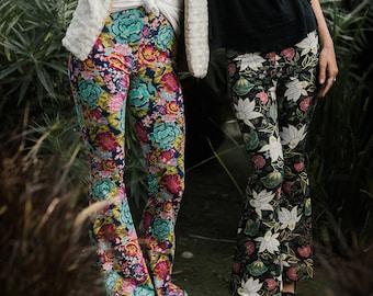 WOMEN'S LUNA BELLS Sewing Pattern & Tutorial