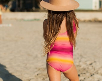 INSTANT DOWNLOAD- Samantha Swim Suit PDF Sewing Pattern & Tutorial