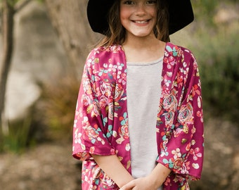INSTANT DOWNLOAD- Girl's Harmony PDF Sewing Pattern & Tutorial