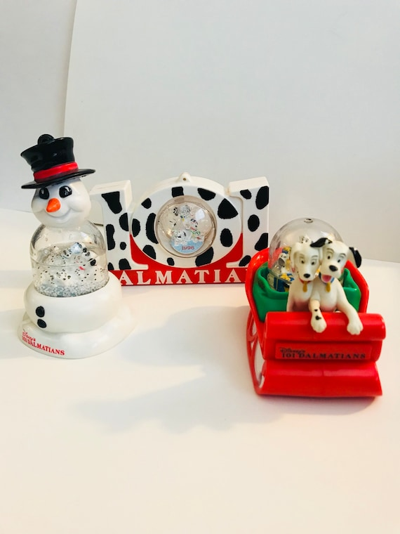 101 Dalmatians Happy Meal Toys 90s Mcdonalds Happy Meal Toys Etsy