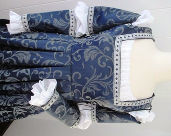 Italian Renaissance Gown Dress Costume - Custom Made