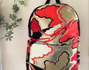 NO Regrets! Japanese Backpack Koukai Shinai drawstring bag japan anime bag kanji japanese phrase otaku kawaii skater bag school bag