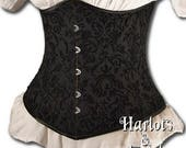 Corset Sewing Pattern, Steampunk Digital Download Large Size