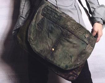 RP Utility Bag | Sling Purse Cross Body Bag | Messenger Leather Laptop Bag