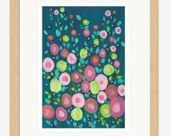 """Limited Edition Digital Print """"Spring Blooms"""""""